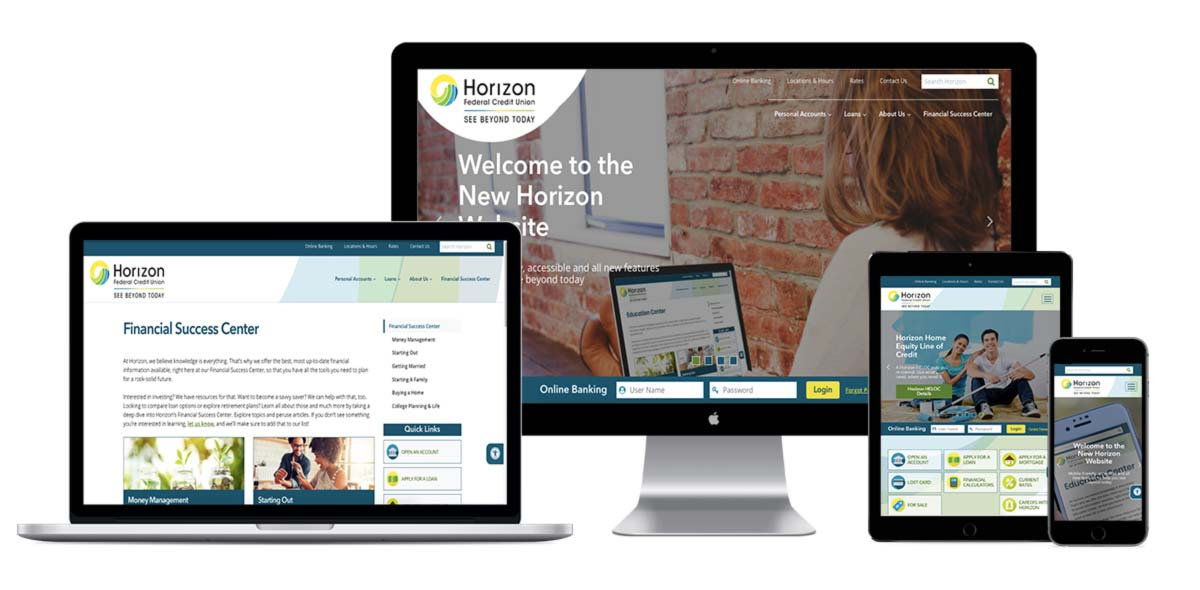 Horizon FCU Website