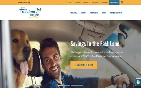 Freedom1st Credit Union