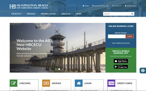 Huntington Beach City Employee Credit Union