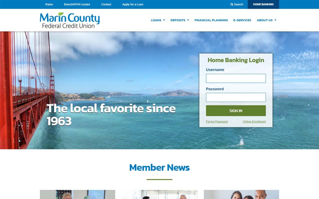 Marin County Federal Credit Union