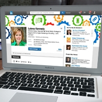 Stand Out on LinkedIn with a Background Photo