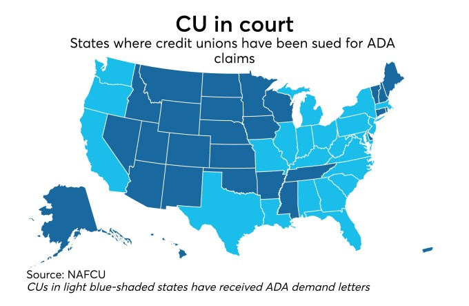 Surviving legal pressures. ADA-Compliance and Your Website.