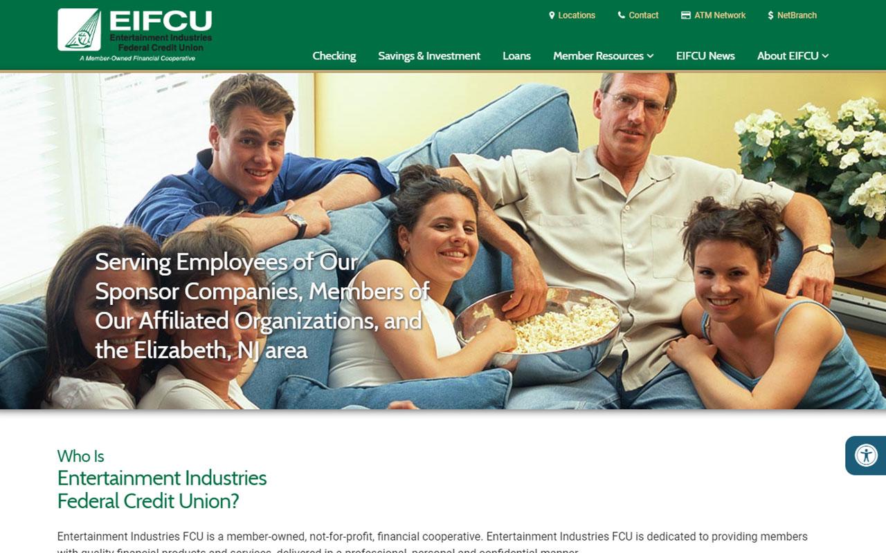 Entertainment Industries FCU