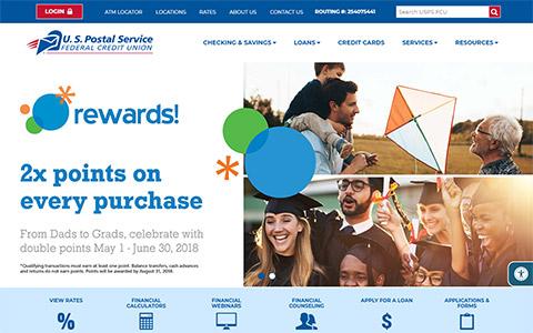 United States Postal Service FCU